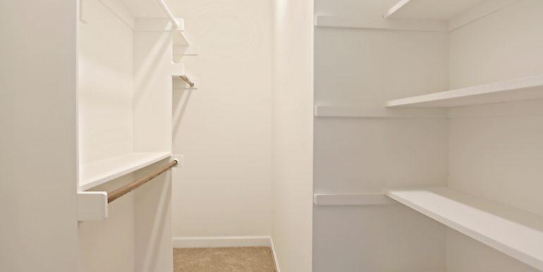 Downstairs Bdrm Closet