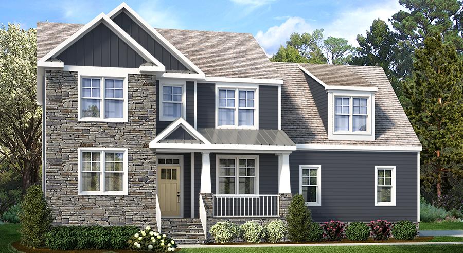 106 Whippoorwill Turn, Lot 12 Smith Farm Estates, Yorktown, VA 23693
