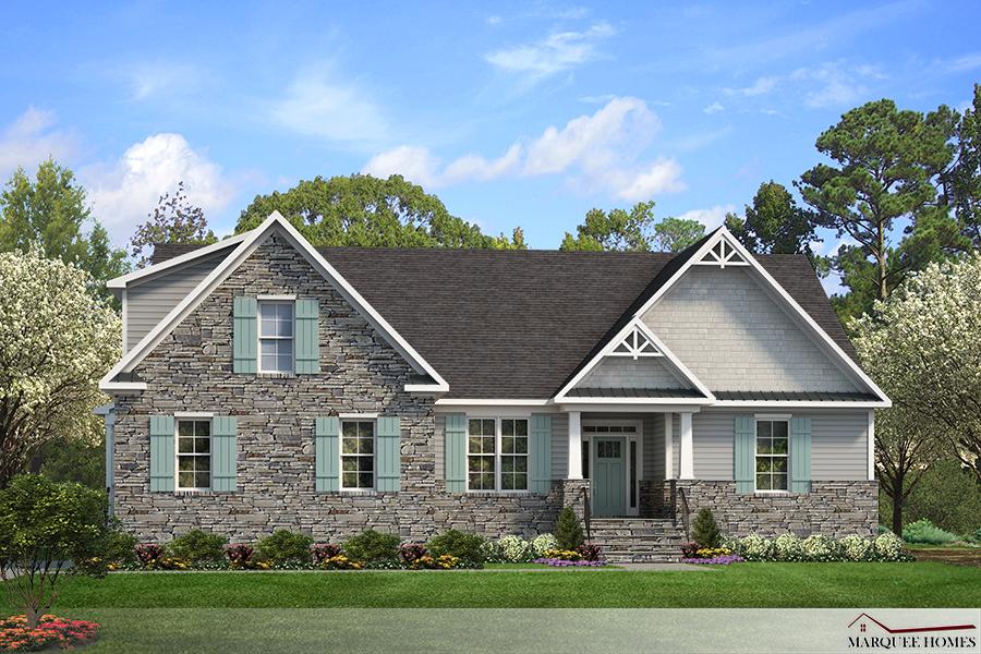 107 Whippoorwill Turn, Lot 7 Smith Farm Estates, Yorktown, VA 23693