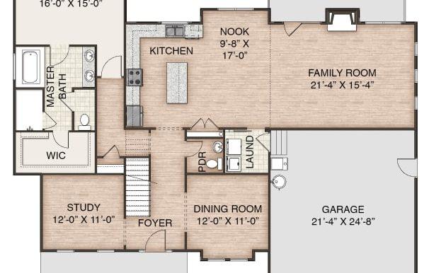 Coastal Norma Jean - 1st floor