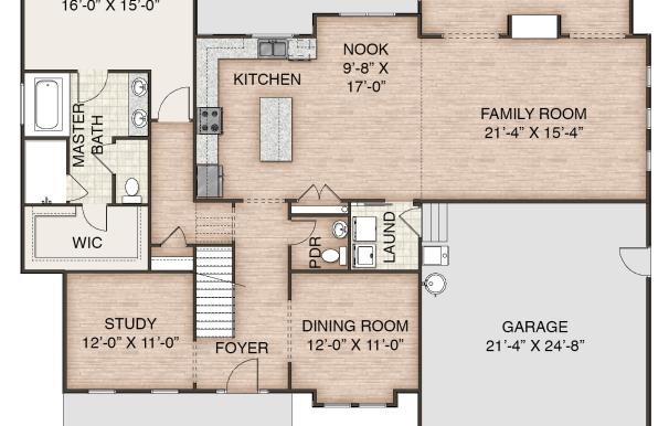 Coastal Norma Jean - 1st floor w- Sunroom