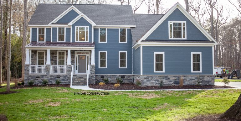 817 Dare Rd, Yorktown New Construction