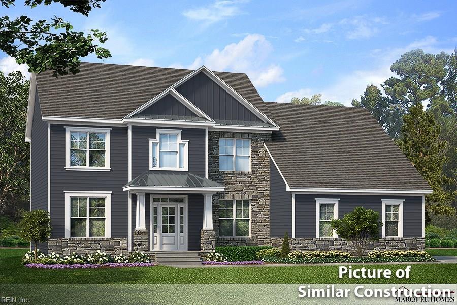 103 Whippoorwill Turn, Lot 5 Smith Farm Estates, York County, VA 23693